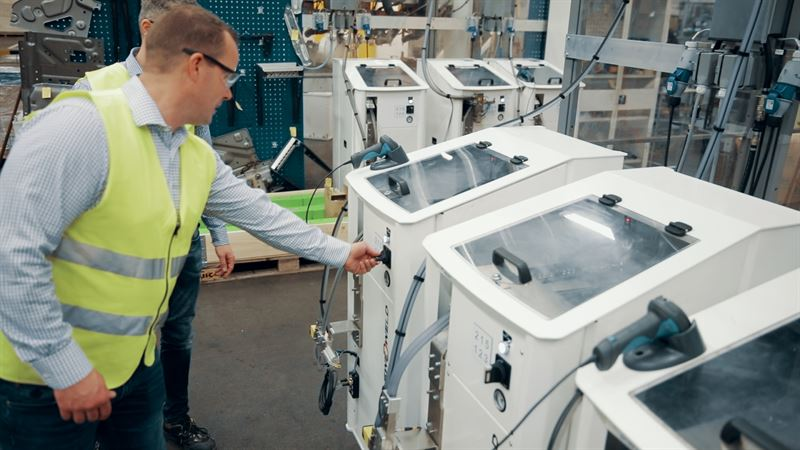 Scania Growth Capital invests in Swedish automation company 2