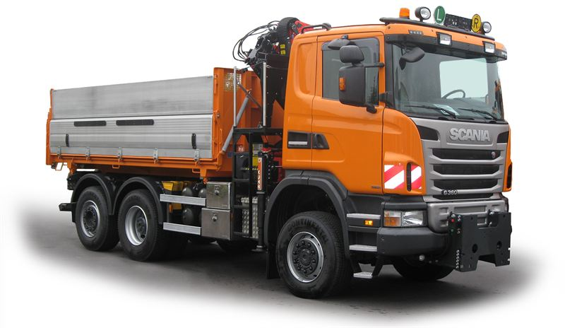 Scania to deliver 485 trucks to Austrian public sector