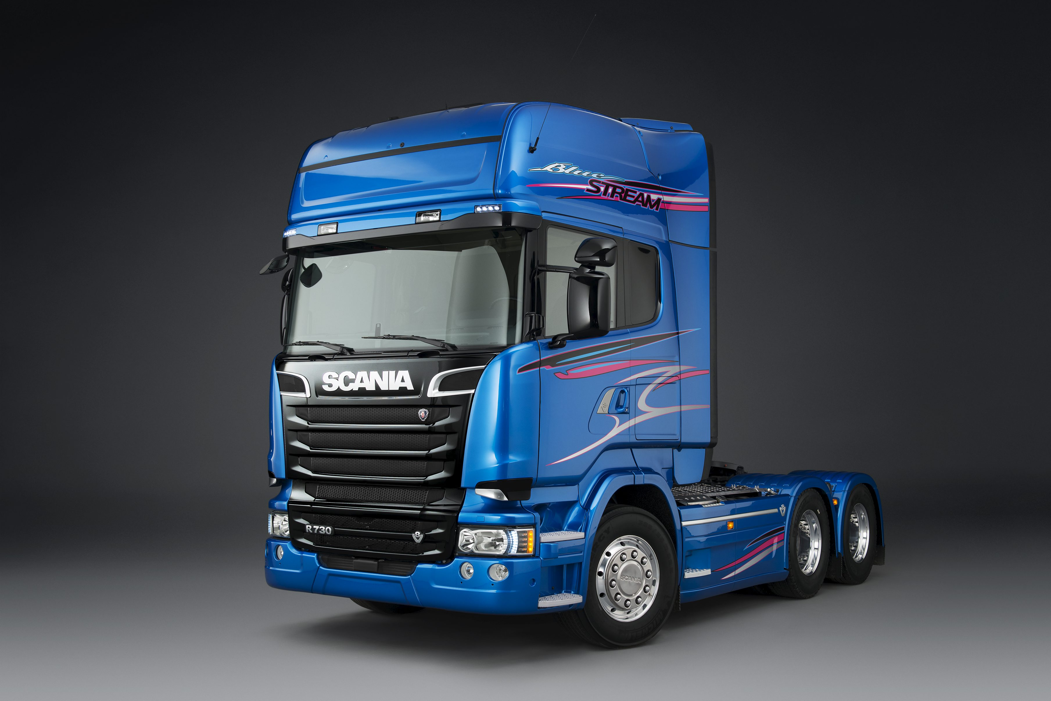 Blue Stream – cheating wind the Scania way | Scania Group