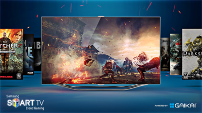 Samsung Cloud Gaming powered by Gaikai