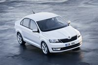 SKODA Rapid 1