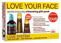 Australian Bush Flower Essences Cleansing Gift Pack