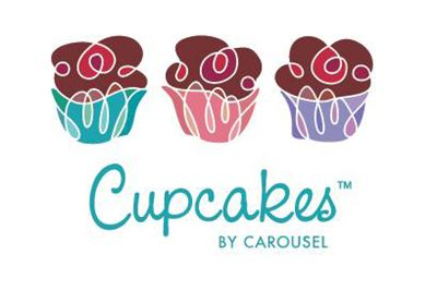 Cupcakes by Carousel logo