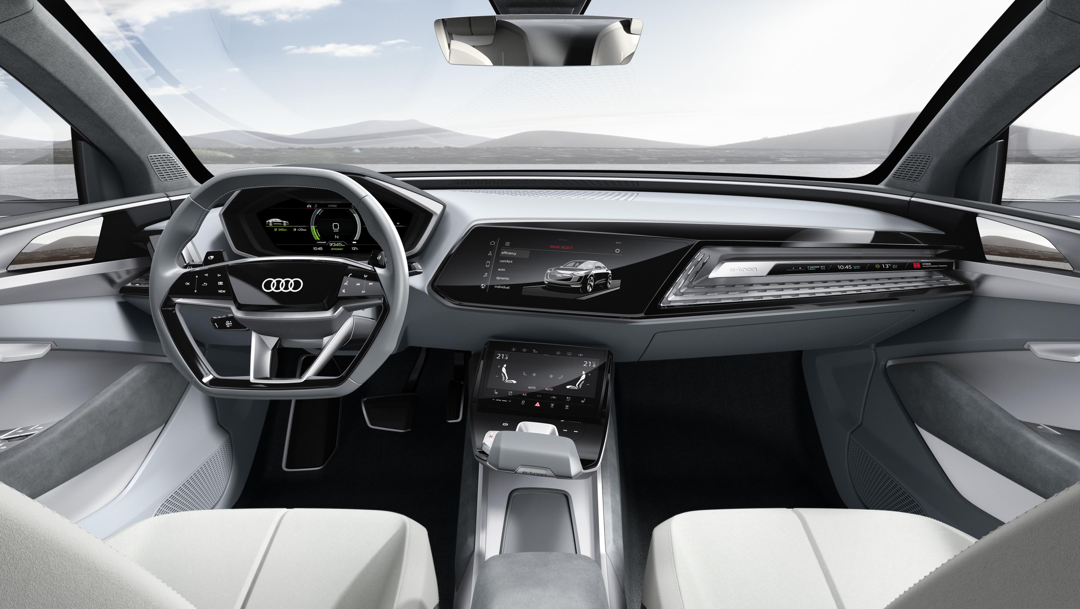 Audi E Tron Sportback Audi