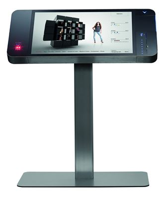 w0101py - polytouch 32000 POS Retail Fashion Application