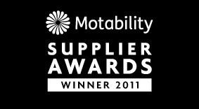 Motability Supplier logo