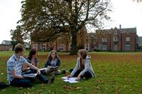 Students at Bishop Grosseteste University in Lincoln will be getting new on-campus accommodation in September 2013