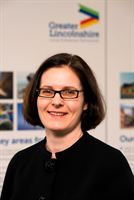Pictured is Chair of the Greater Lincolnshire Local Enterprise Partnership, Ursula Lidbetter