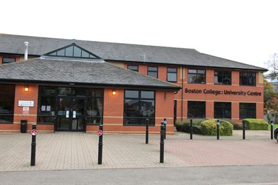 Pictured is Boston College University Centre at the Rochford Campus where the Boston Digital Conference is taking place