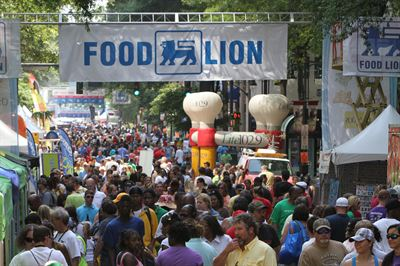 Food Lion Speed Street May 24 - 26