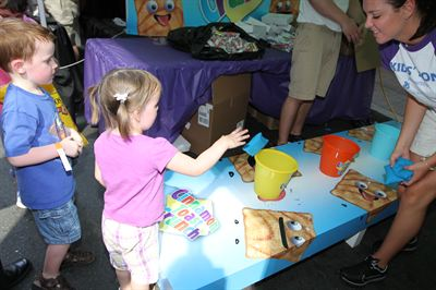 Food Lion Kids' Zone Presented by General Mills