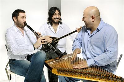 Taksim Trio