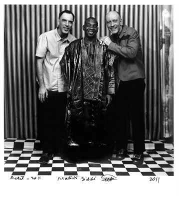Edgard Sandurra, Arnaldo Antunes &amp; Toumani Diabat 