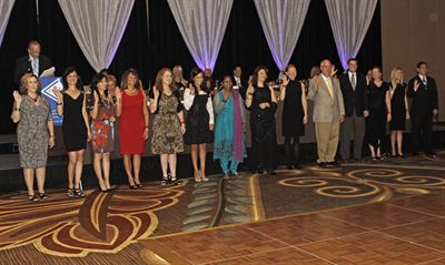 2012 COVD Fellow Induction Ceremony