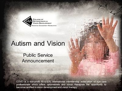 COVD Supports Autism Awareness Month