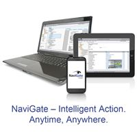 NaviGate - Intelligent Action - Anytime, Anywhere.