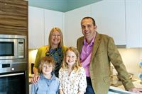 The Budden Family, Ludus, Saffron Walden