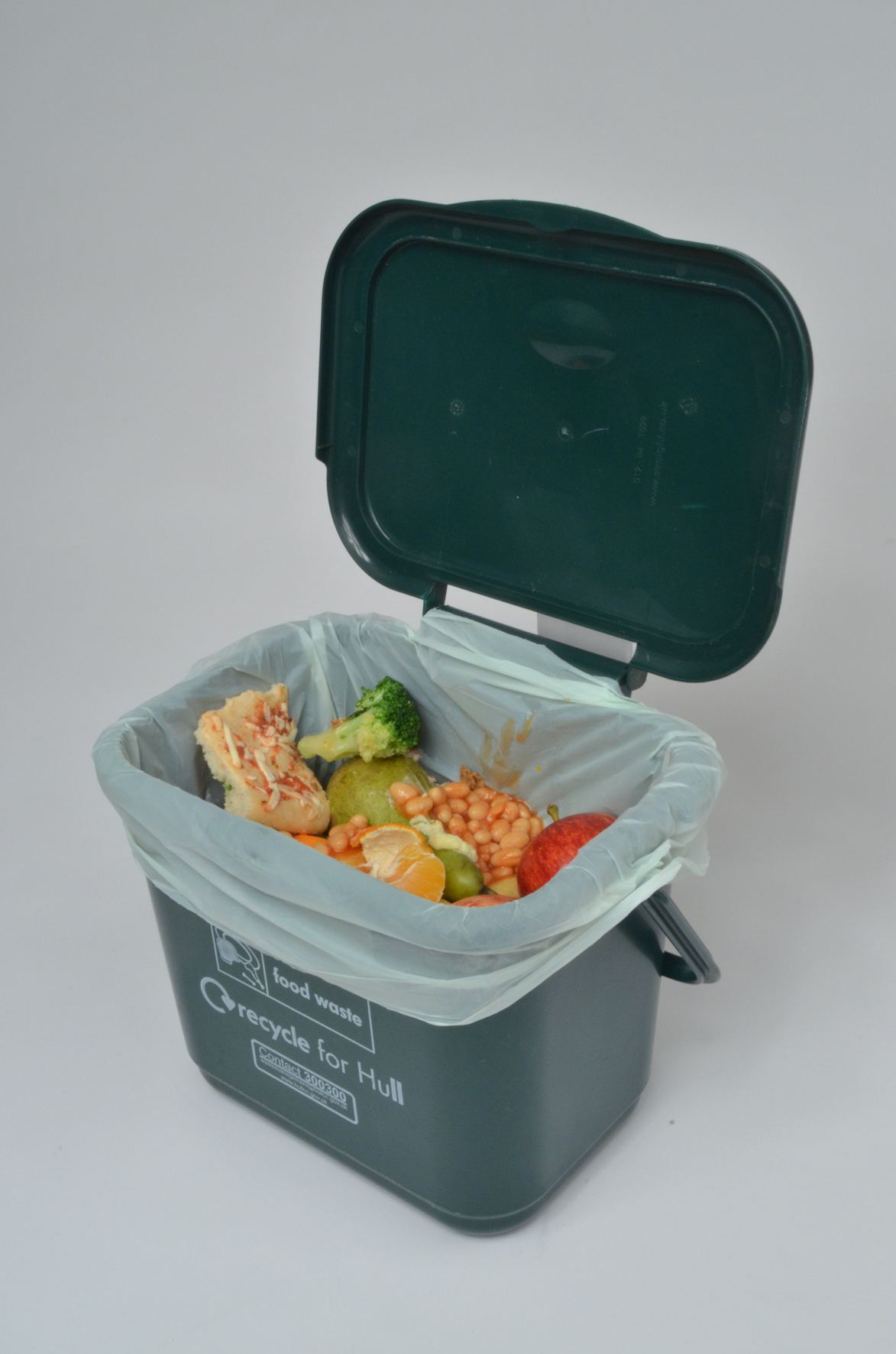Bpi Rp Compostable Kitchen Caddy Liner PRECISION