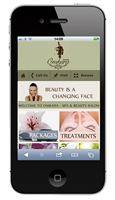 Omkara Beauty Mobile Website