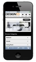 Design55 Mobile Website