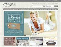Cosy Mattress Website