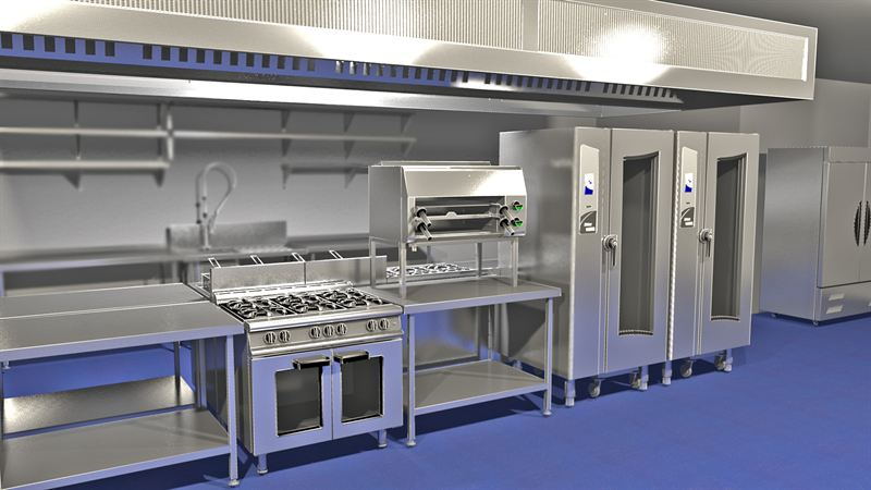 CESABIM Momentum Grows For Industry Database CESA Simple Comercial Kitchen Design Model