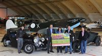Charities Fly High as Clifton Car Show Takes Off