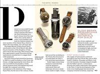 The Watch Magazine Article 2