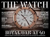 The Watch Magazine - Cover Issue 2