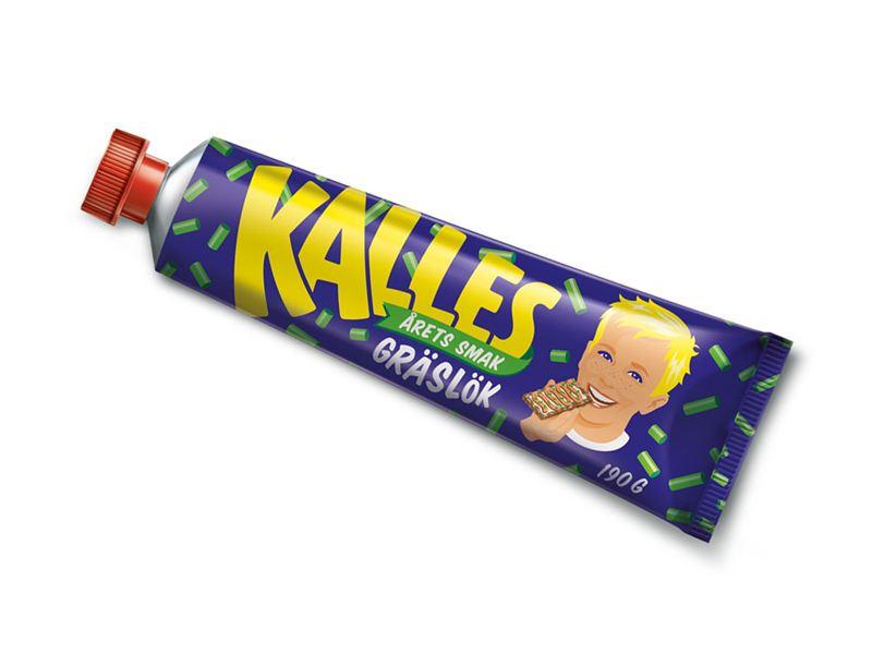 Kalles kaviar årets smak gräslök
