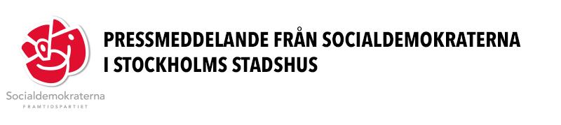 Socialdemokraterna i Stockholms stadshus