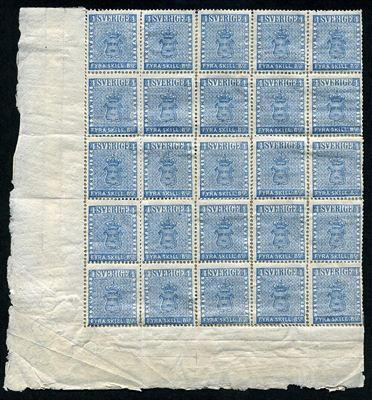 sällsynta svenska frimärken