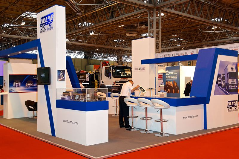 ttc delighted with the success of the cv show   chicane marketingttc delighted with the success of the cv show