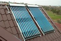 Solar Heating Installation