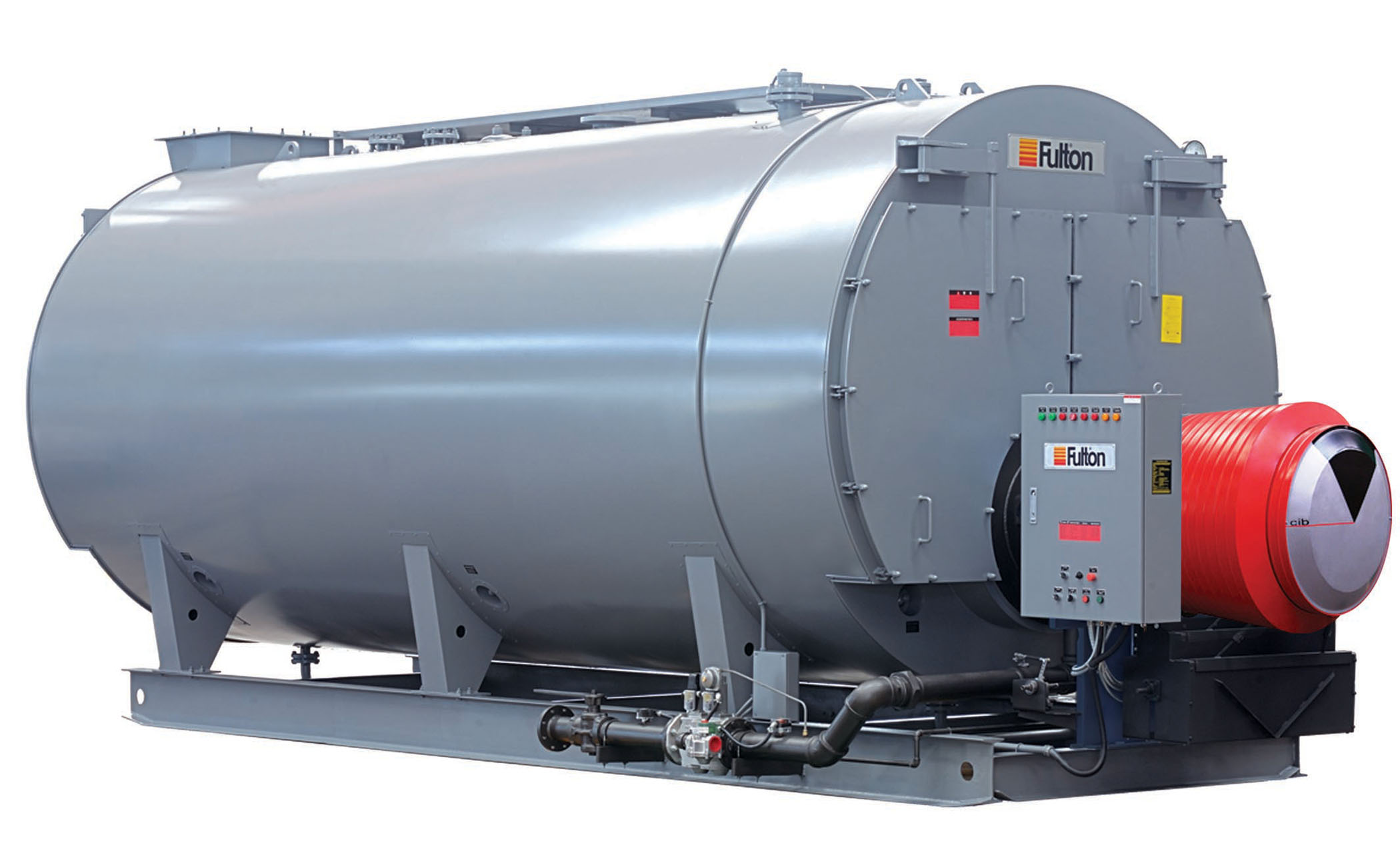 The new Fulton FB-C Firetube Steam Boiler - Fulton Limited