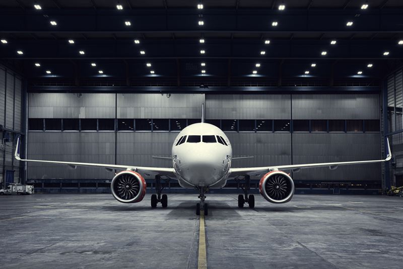 SAS A320neo 2