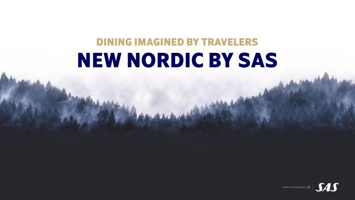 New Nordic by SAS
