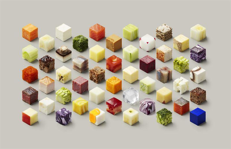 LS SAS cubes New Nordic by SAS