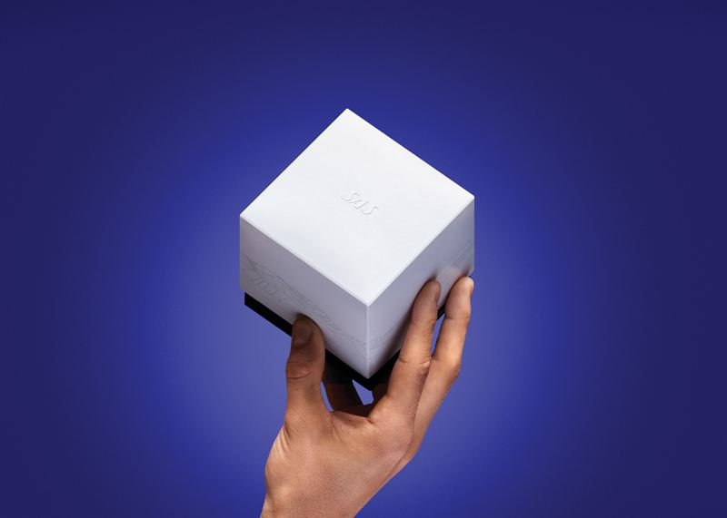 New Nordic by SAS cube