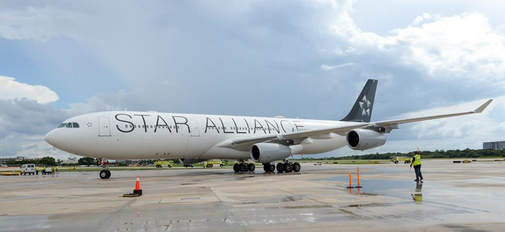 STAR ALLIANCE AIR CHINA AND BEIJING CAPITAL INTERNATIONAL AIRPORT AGREE JOINT COOPERATION
