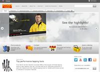 Sandvik Coromant launches its new corporate website