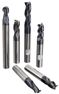Sandvik Coromant launchings a new series of end mills for use in multiple materials