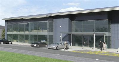 The Sheffield R&D center works closely with the Advanced Manufacturing Research Center (AMRC)