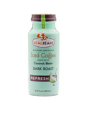 RealBeanz Coconut Dark Roast