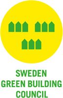 Sweden green buildning council logotyp