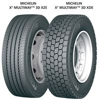 125 Michelin X MultiWay 3D XZE and XDE