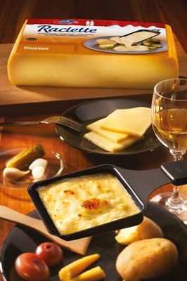 Emmi Roth USA Raclette Grilled Cheese