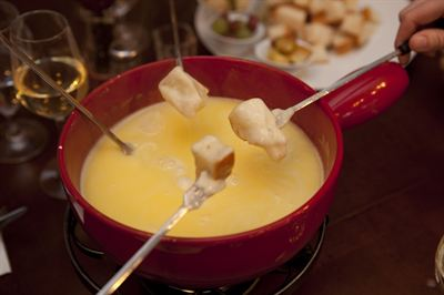 Emmi of Switzerland Original Fondue