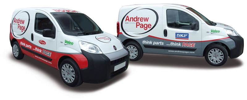 Andrew Page Car Parts Stoke On Trent