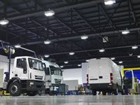 Iveco Training School workshop 0061